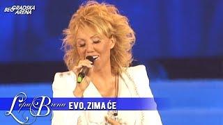 Lepa Brena - Evo, zima ce - (LIVE) - (Beogradska Arena 20.10.2011.)