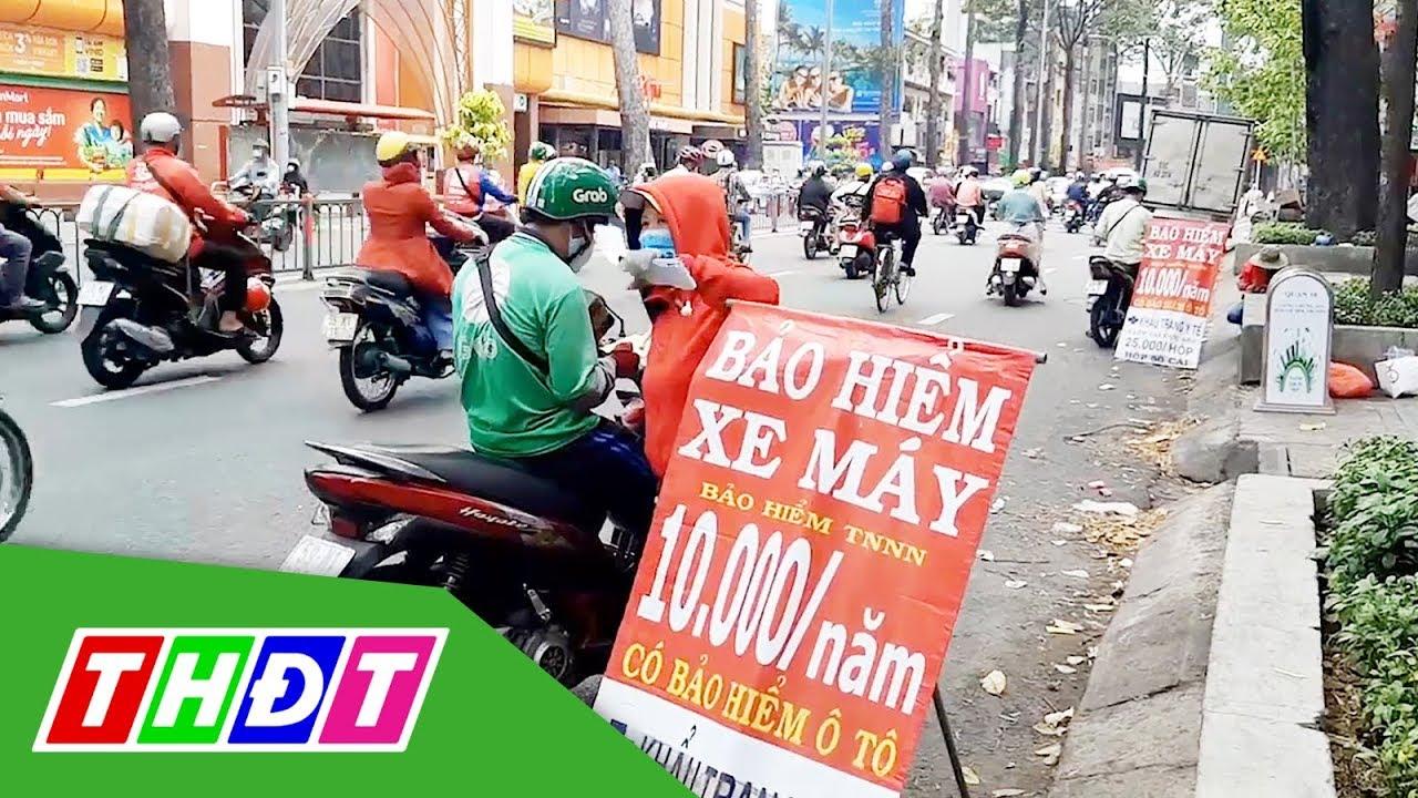 Không nên ham rẻ khi mua Bảo hiểm xe máy | THDT