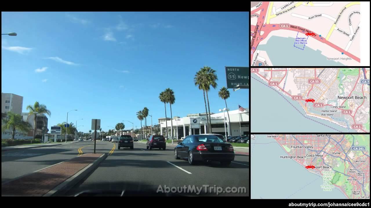 Pacific Coast Highway Huntington Beach Ca