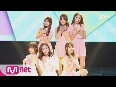 [GFRIEND - Rough+NAVILLERA] Special Stage | M COUNTDOWN 160811 EP.488
