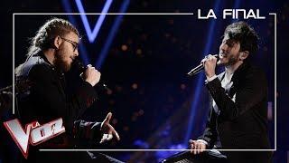 Sebastián Yatra y Andrés Martín cantan 'Un año' | La Final | La Voz Antena 3 2019