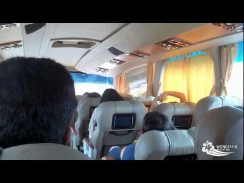 Aeroline bus operator in Malaysia