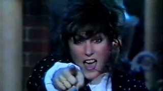 "Laura Branigan - ""Spirit Of Love"" Die Verflixte Sieben [cc] 10/10/87"