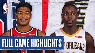 WIZARDS at PELICANS | FULL GAME HIGHLIGHTS | August 7, 2020