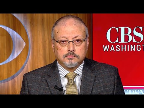 "Khashoggi criticized Saudi crown prince's ""impulsive behavior"" in 2017 CBSN interview"