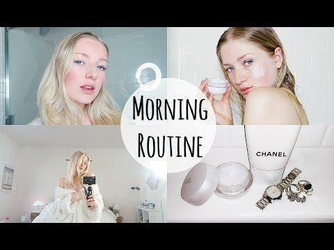 MORNING ROUTINE + GRWM / Kallie Kaiser