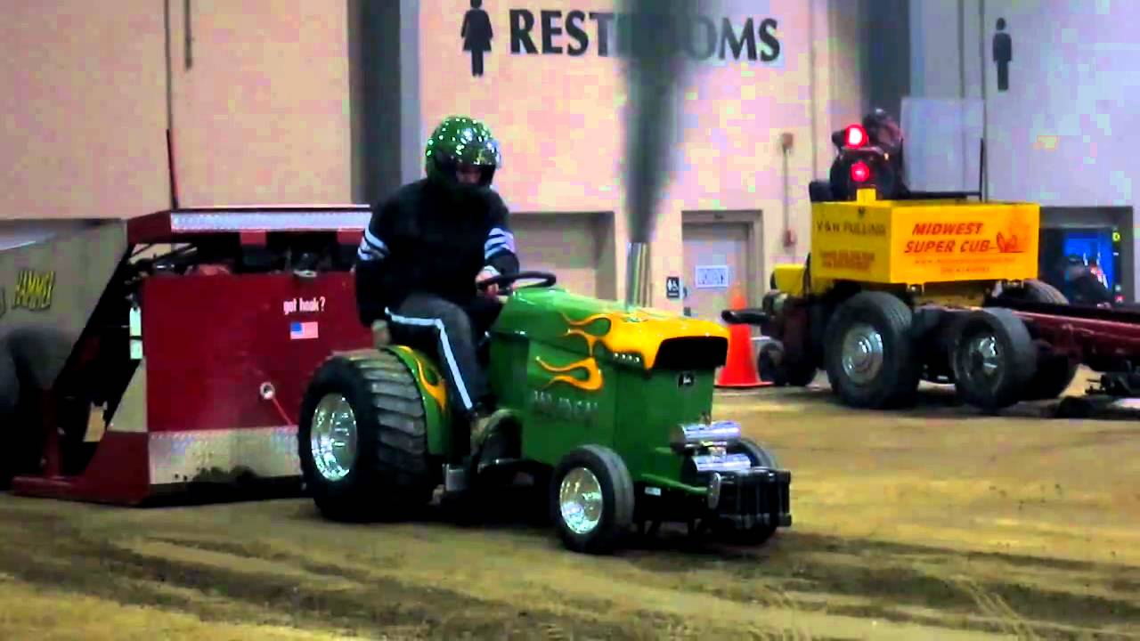 NQS Garden Tractor Pull Columbus Ohio 2011 Diesel 6   YouTube Awesome Ideas