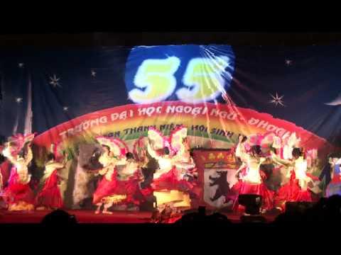 Múa quạt Truyền thống Hàn Quốc(부채춤) olala