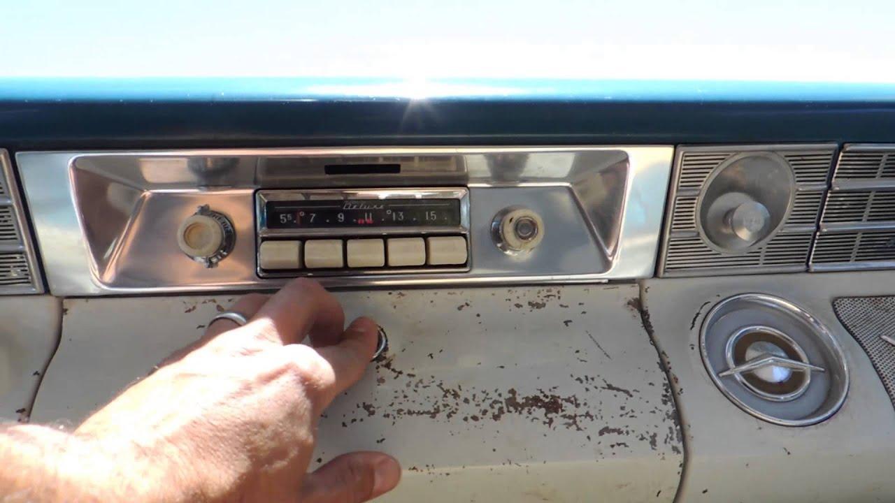 56 Pontiac Star Chief 4 Door Hardtop Youtube 1953