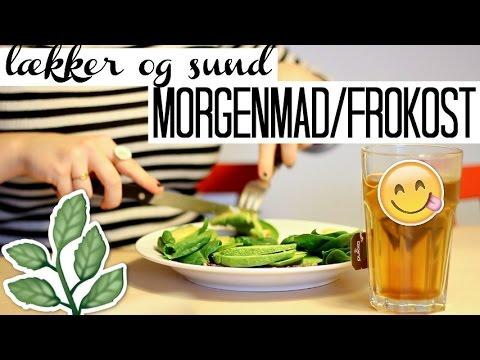 LÆKKER & SUND MORGENMAD/FROKOST