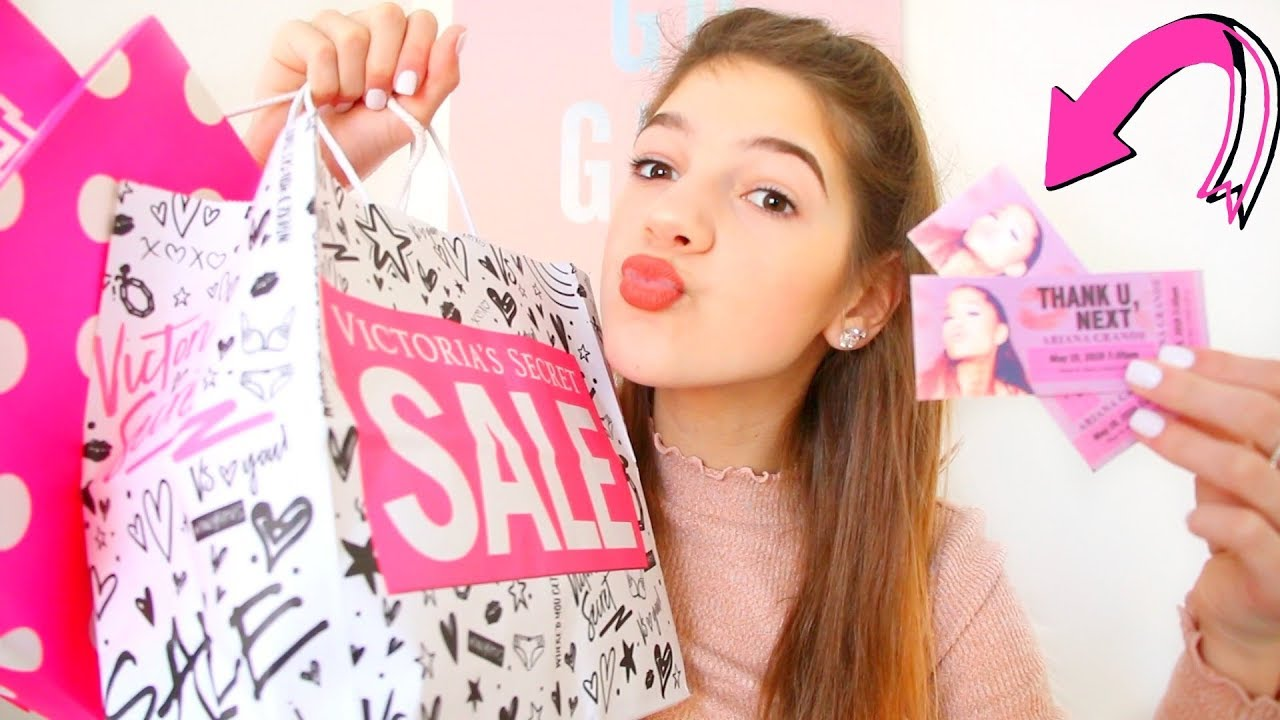 467121871ee9 what I got for my 13th birthday haul! + fashion try on - YouTube
