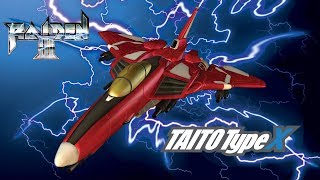 Raiden III (Taito Type X) - (Arcade - Full Game)