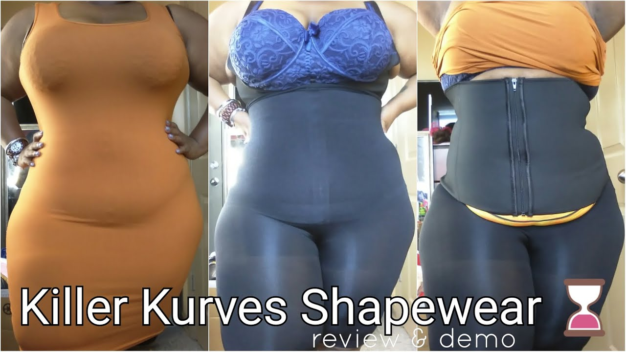 c25e94b6a4 Killer Kurves Plus Size Shapewear