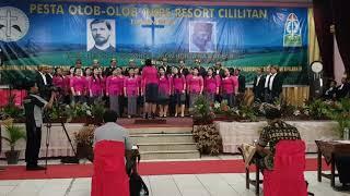 Parayak Ma Hapentaran - Choir GKPS Cililitan