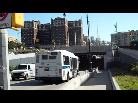 2003 MTA New York City Transit Orion VII on BX6