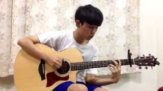 (Ost.Frozen) Let it go - Fingerstyle Guitar Cover by Palm
