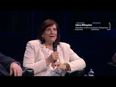Iskra Mihaylova - 7th European Summit of Regions and Cities