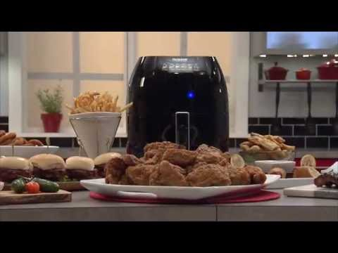 NuWave Brio Digital Air Fryer Complete Instructional Video