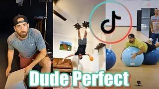 Dude Perfect TikTok Video Compilation  @dudeperfect  New World Record!