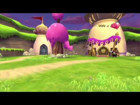 Spyro A Heros Tail Gameplay  — Played on XBox 360 {60 FPS}