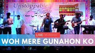 Woh mere gunahon ko (LIVE) by Worshiper Zubin Ernest