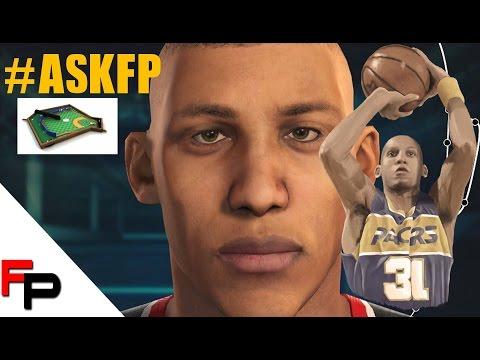 How To Move Created Players To Teams In NBA 2K15, Reggie Miller's Jump Shot & More - AskFP