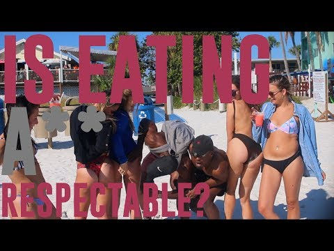Is Eating A** Respectable?   IGAQ Spring Break @ Fort Myers Beach