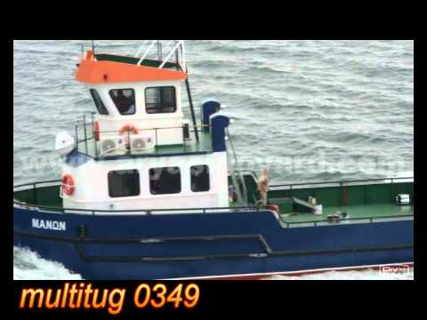 MultiTug 0349 TUGBOAT