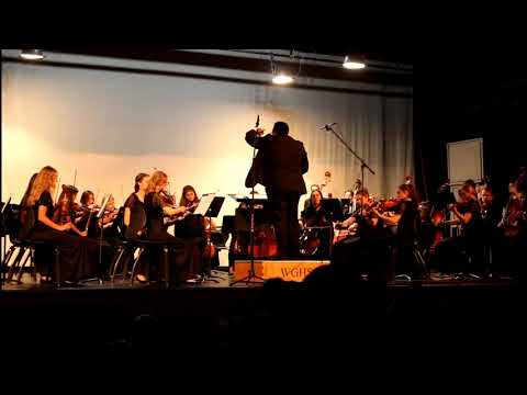 Webster Groves High School Silver Strings Orchestra