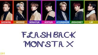 MONSTA X (?????) - FLASH BACK [Arabic Sub]