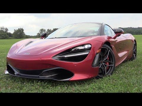 2018 McLaren 720S: Start Up, Test Drive & In Depth Review