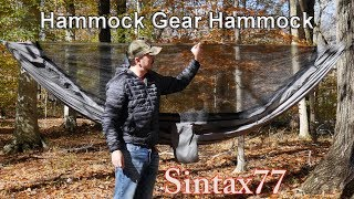 First Look - Hammock Gear Zippered Bug Net Hammock