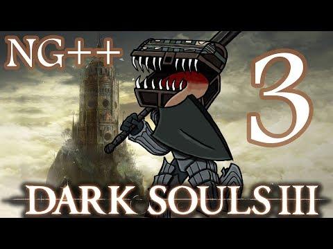 Dark Souls 3 NG++: High Wall of Lothric | Part 3 | Ark Thompson Plays