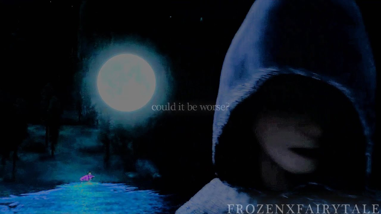Night light x jack frost -  Lights Will Guide You Home Elsa X Jack Frost