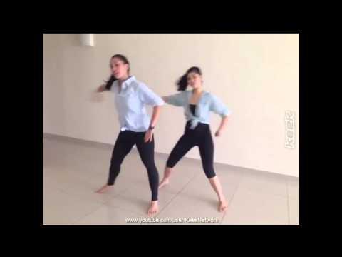 Anzalna Nasir Shake It Girls (Goyang Kan Dada Mu Goyang Kan Pinggul Mu)