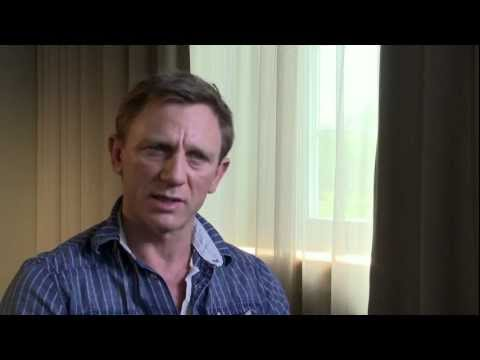 Daniel Craig 'Cowboys & Aliens' Interview
