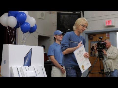 2013 Teachers Appreciation Week - San Pedro High School