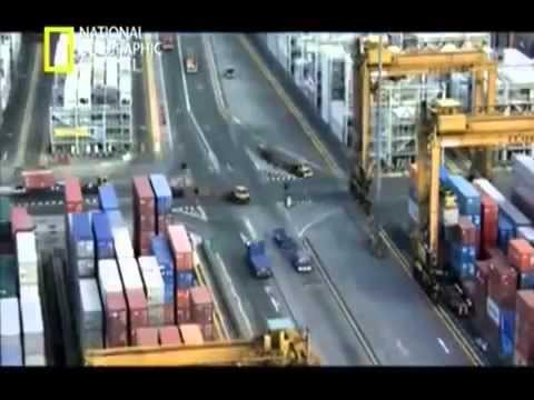 El Puerto de Singapur - Megaestructuras