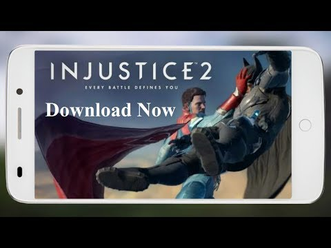 How To Download Injustice 2 MOD Games & Install Games Android Mobile Hindi