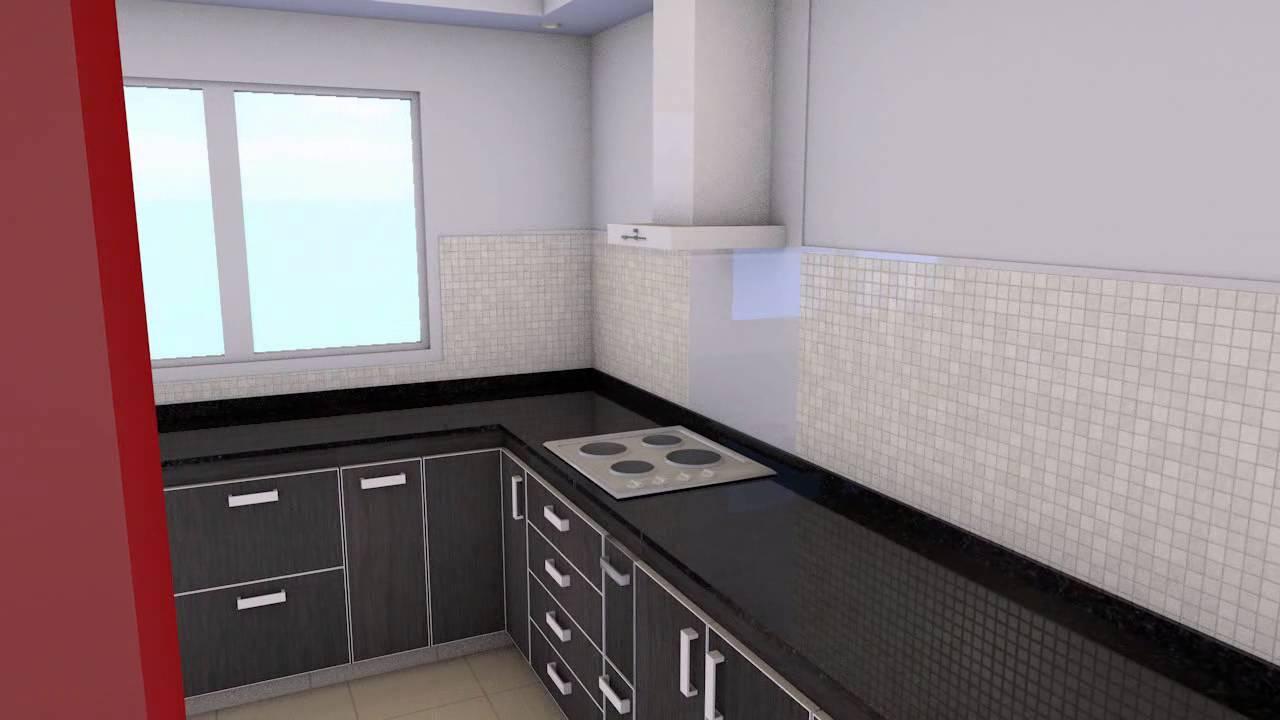 Cocina y comedor animaci n y render 3d youtube for Cocinas en 3d gratis
