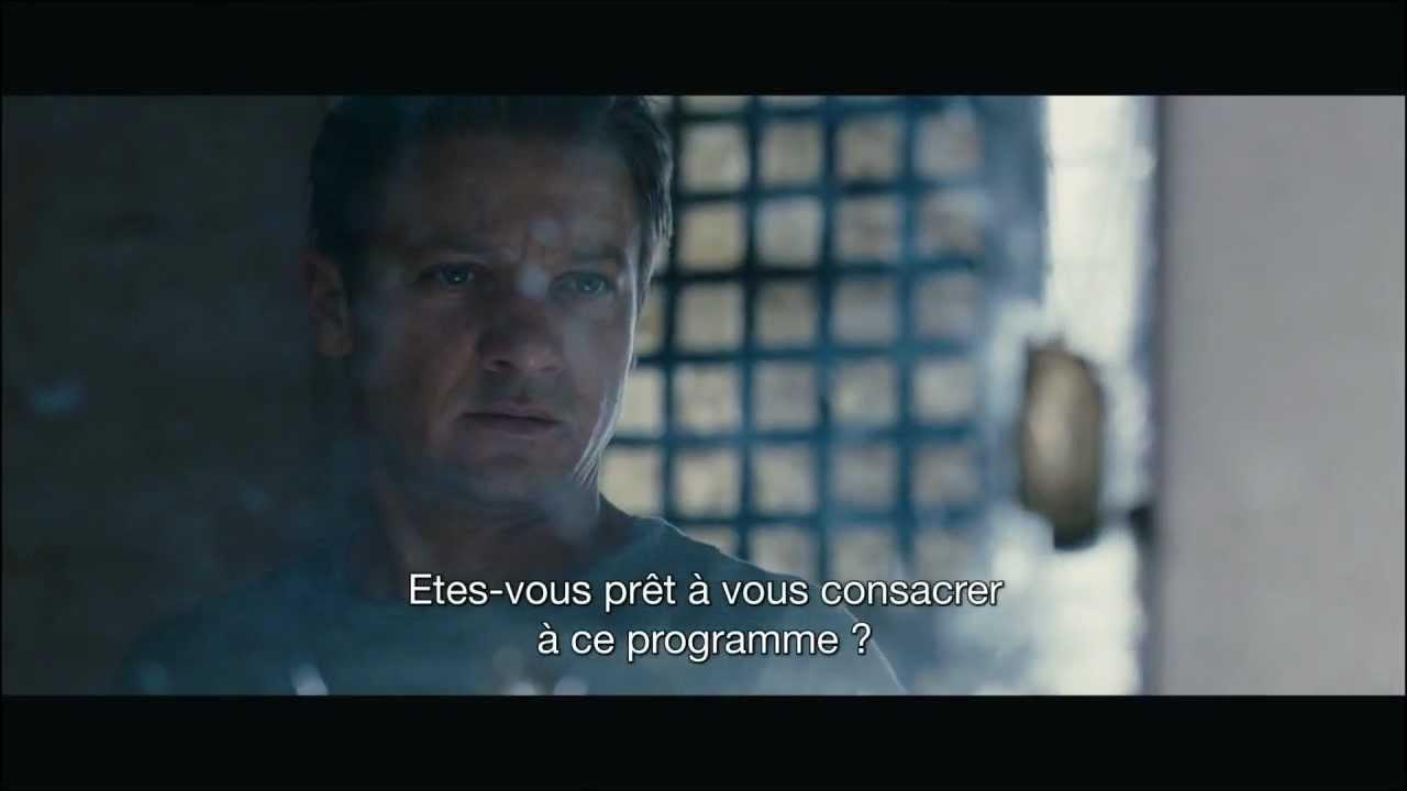 Jason Bourne : l'héritage - bande-annonce VOST