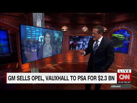 GM sells Opel, Vauxhall to PSA