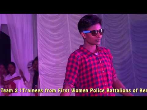Women Police Battalion TT2 Cultural Programme on 07-12-17 at Kerala Police Academy