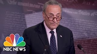 Chuck Schumer On James Comey's Firing: 'Why Now?'   NBC News