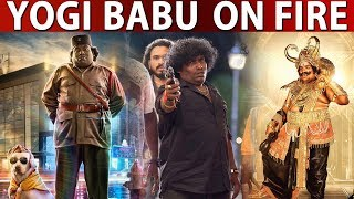 20 Movies at a time – Yogi Babu