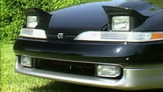 MotorWeek Retro Review 39 89 Eagle Talon TSI