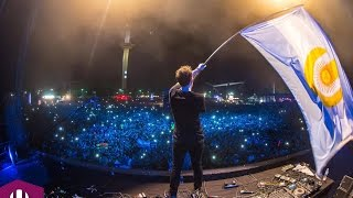 Hardwell - Spaceman w/ Ravefield w/ I Am w/ + @ Ultra Buenos Aires - 22.02.2014 - Argentina