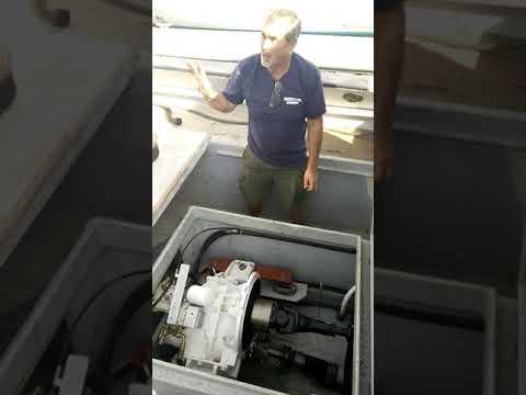 Cummins Marine QSM11 Remote V-Drive Setup