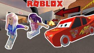 Roblox: Save Lightning McQueen Adventure Obby 🚗/todos os níveis