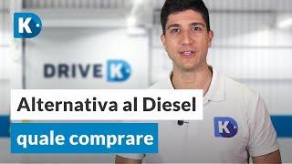 Addio auto Diesel, cosa comprare in alternativa?